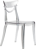 Venetian Chair - Clear