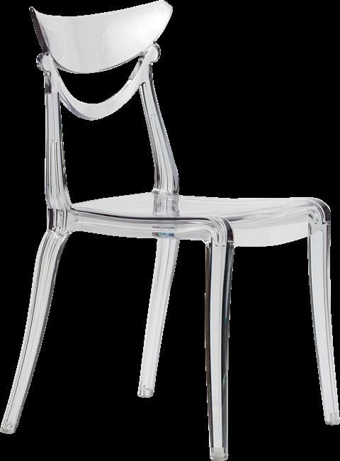 Venetian Chair - Clear