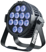WP Quad par - RGBW LED