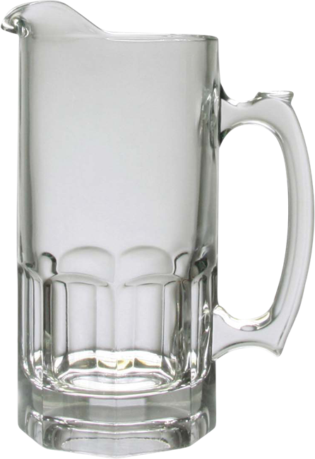 Jug Glass - 1L