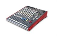 Audio Mixer: A&H Zed12 - 6ch Mic line 3 Stereo with FX