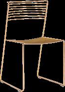 Zimmer Chair - Gold