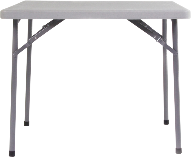 Banquet Table - Poly - 91cm Sq