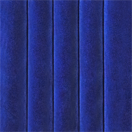 Blue drape 3m wide x 6m high