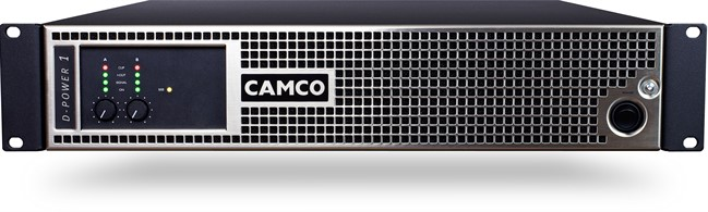 Camco D3 Amp (3200 Watts) including TD controller