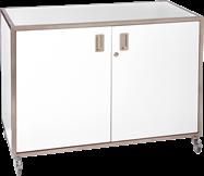 Small Lockable Cupboard