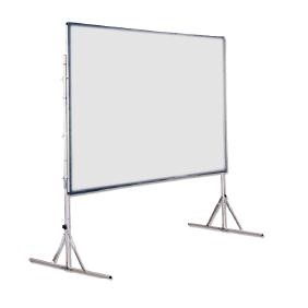 16' x 9'  Cuefold Screen (16x9 format)