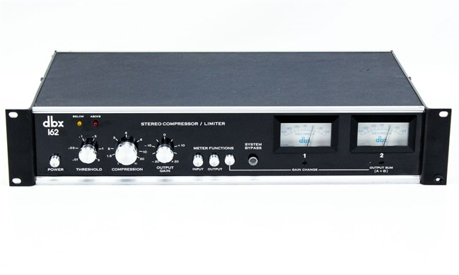 DBX 162 - Compressor