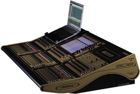 Digico SD8 Digital Console with Wireless Ipad control
