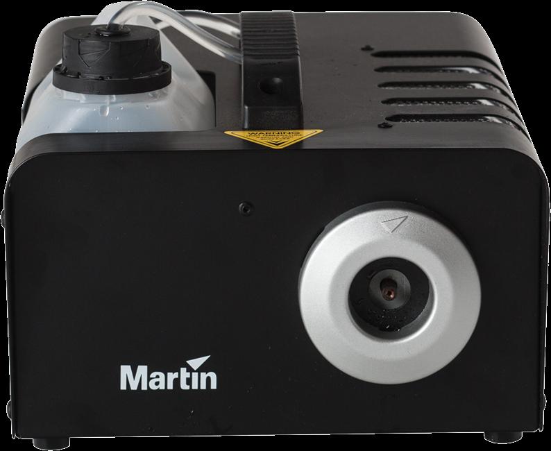 Martin Magnum 650 Smoke Machine (w/ 1ltr. of Fluid)