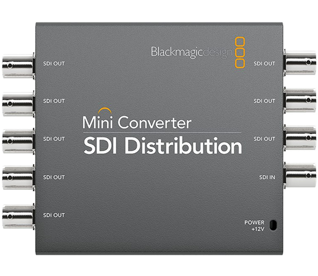 SDI Distribution Unit 1 IN - 4 OUT