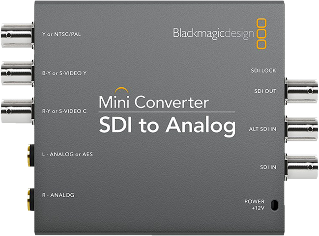 SDI - Analogue Converter