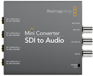 SDI - Audio Injection Unit