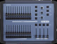 12/24 Channel Minim (DMX)