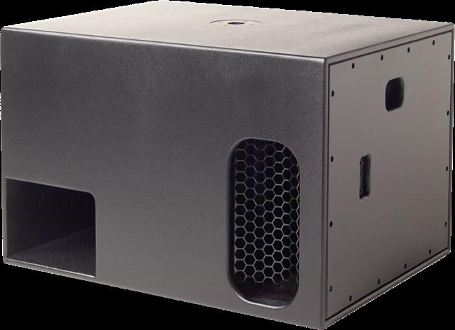Nexo LS1200 Sub Speaker (req.Amp)