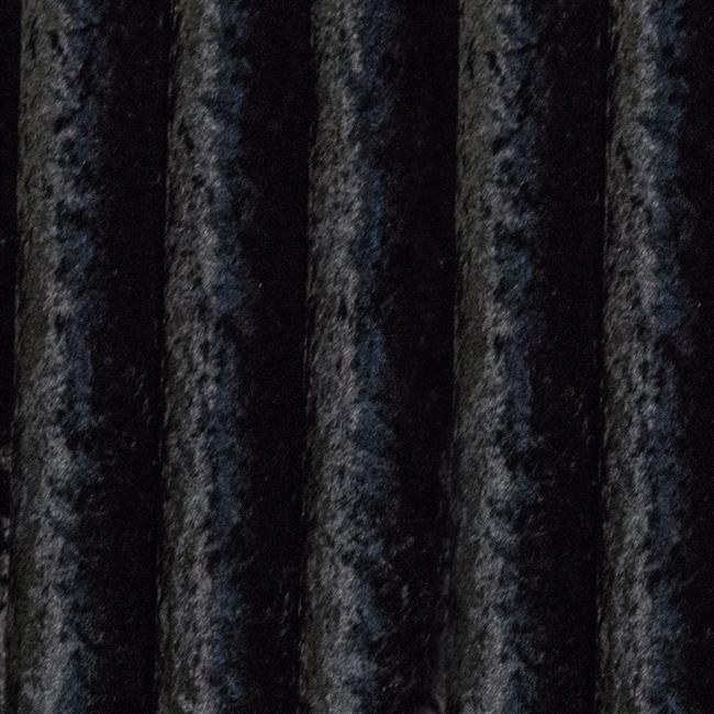 Black Penne drape 3m wide x 6m high
