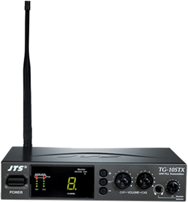 Personal Wireless Audio Static Transmitter