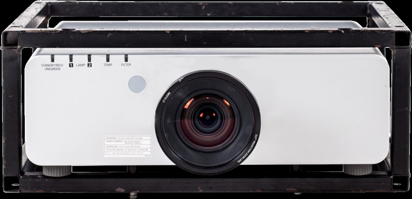 DLP Projector - 8500 Lumens Panasonic WUXGA (PT-DZ870EK)