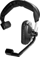 Talkback System - Headset (Single Ear)