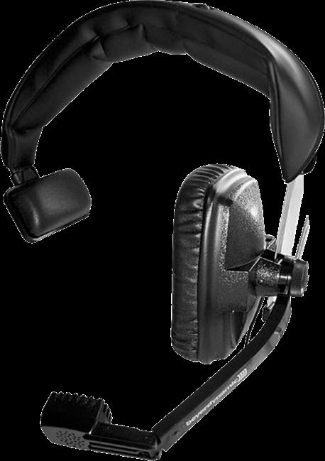 Talkback System - Headset (Single Ear)