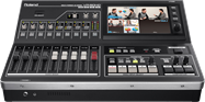 Roland Edirol VR-50HD AV Mixer 4 Channel Video 4 Mic and 4 Stereo Channel Audio